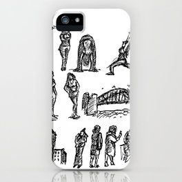 One Sydney Day iPhone Case