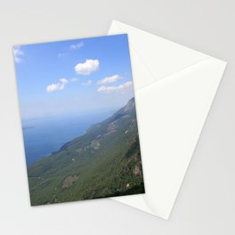 Climb Every Mountain With Wanderlust Stationery Cards