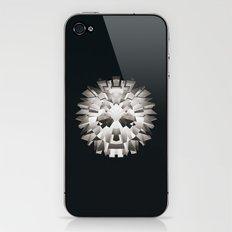 sad untitled iPhone & iPod Skin