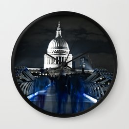 Ghosts of St Paul's Wall Clock