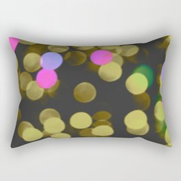 Spring Magic Confettis Rectangular Pillow