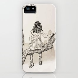 Climb iPhone Case