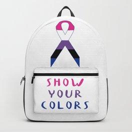 Gender Fluid Ribbon Backpack