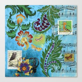 Song of Revival Canvas Print