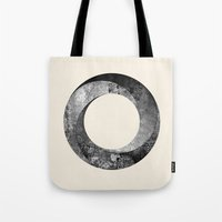 infinite Tote Bags featuring Infinite by Repulp