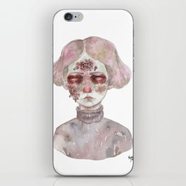 Phobia iPhone Skin
