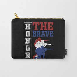 Honor the Brave Carry-All Pouch