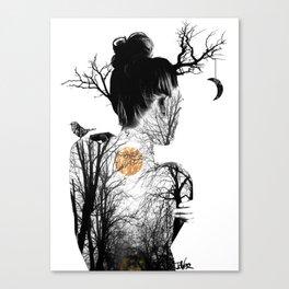 life poem Canvas Print