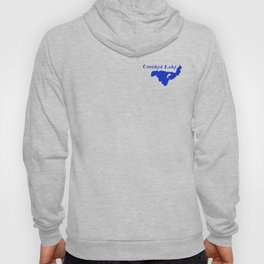 Crooked Lake 001 Hoody