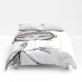 mrs wolf Comforters