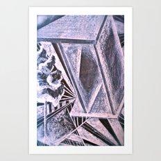 Overpower Art Print