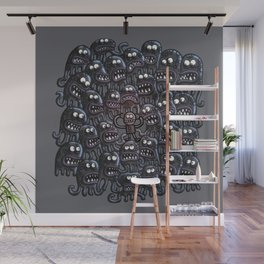 Surrounded Wall Mural