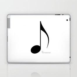 TheVibeArts music is life Laptop & iPad Skin