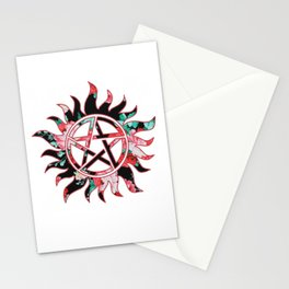 Anti-Possession Symbol Stationery Cards