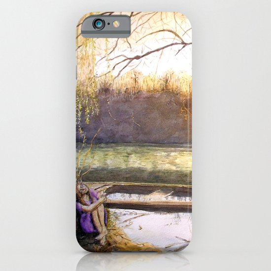 Somewhere in Hungary iPhone & iPod Case
