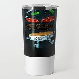 The Astronaut Burger Travel Mug
