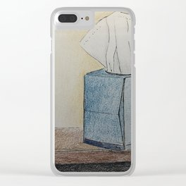 Untitled #4 by Jessa Crisp Clear iPhone Case