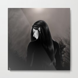 The Inner Demon Metal Print