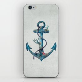 Lost at Sea iPhone Skin