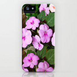 Impatient for Spring iPhone Case