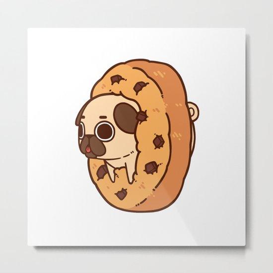 Puglie Cookie Metal Print