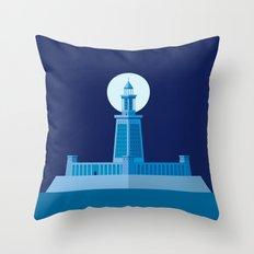 Lighthouse of Alexandria Throw Pillow