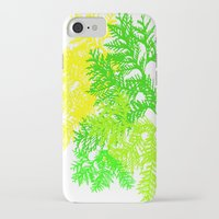 fern iPhone & iPod Cases featuring Fern by Sreetama Ray