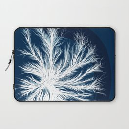 Mycelium in a petri dish Laptop Sleeve