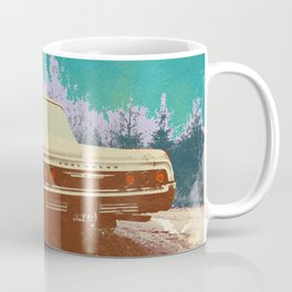 EVENING EXPLOSION Coffee Mug
