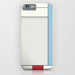 from chaos to order iPhone Case