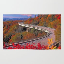 Scenic Byway Rug