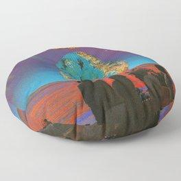Sanctum at Seaway Floor Pillow