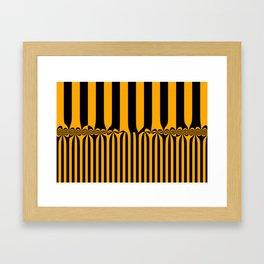 parts Framed Art Print