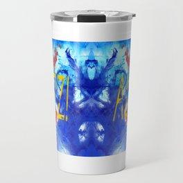 ALLEZ! ALLEZ! - Diptych Travel Mug