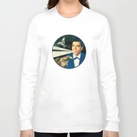 super mario Long Sleeve T-shirts featuring Super Mario by Peter Campbell