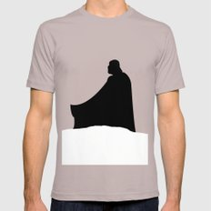 The Empire Strikes Back Mens Fitted Tee SMALL Cinder