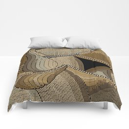 20s Glam Pattern I. Comforters