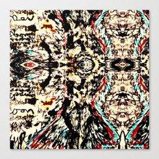 Bromdens Pattern Canvas Print