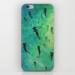 Every Week is Shark Week iPhone Skin