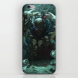 Classic Pyke League of Legends iPhone Skin