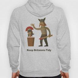 Keep Britannia Tidy Hoody