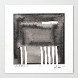 EotB.IX.2012.h20.III Canvas Print