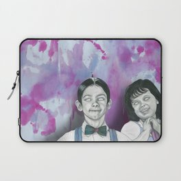 I hate your stinkin' guts Laptop Sleeve