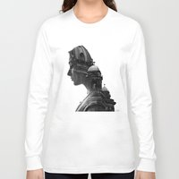 berlin Long Sleeve T-shirts featuring Berlin by AnetaIvanova