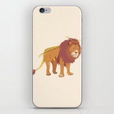 Bumblelion iPhone & iPod Skin