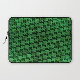 Four Leaf Pattern Laptop Sleeve