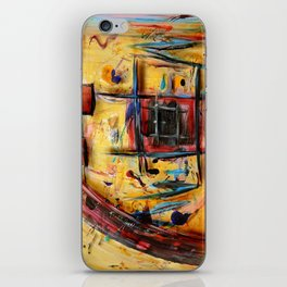 Acryl-Abstrakt 32 iPhone Skin