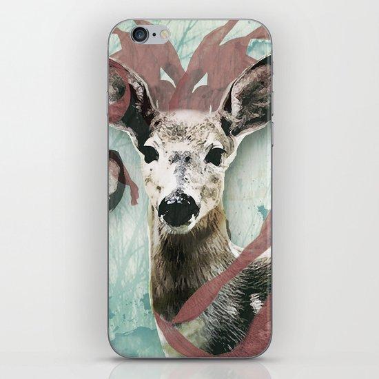 majestic fawn iPhone & iPod Skin