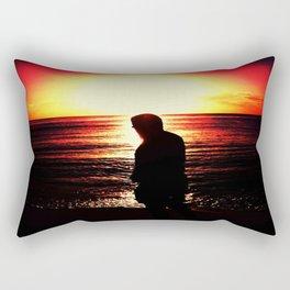 Deep Reflection Rectangular Pillow