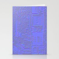 3d Stationery Cards featuring 3D by Cyrille Savelieff